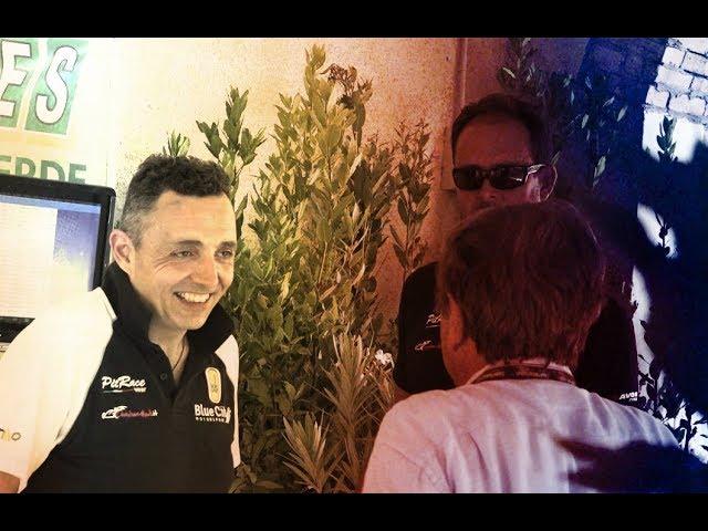 Coppa Teodori 2017, piloti alle verifiche