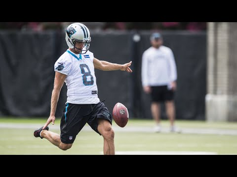 Panthers trade for veteran punter Andy Lee