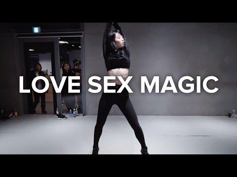 Love Sex Magic - Ciara / Jiyoung Youn Choreography