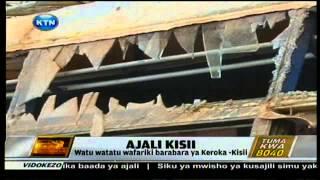 News : Watu 3 wafariki kwenye ajali ya barabara Kisii