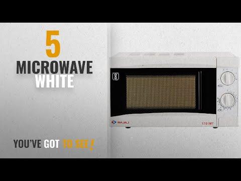 top-10-microwave-white-[2018]:-bajaj-17-l-solo-microwave-oven-(1701-mt,-white)