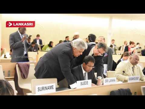 Sri Lanka,waiting for the United States Proposal about Srilanka war Crime