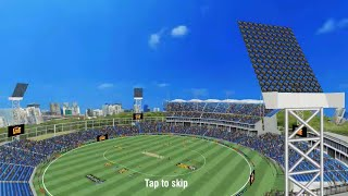 WCC LITE (ANDROID CRICKET GAME) GAMEPLAY - BY NEXTWAVE MULTIMEDIA