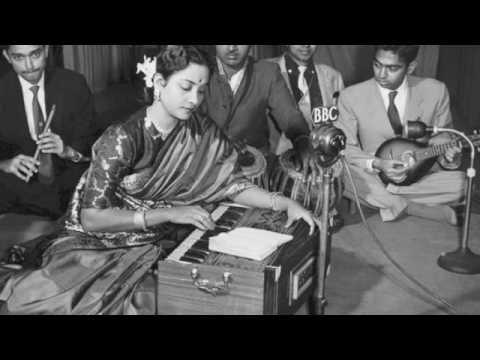 Geeta Dutt: Aye phool khushi mein jhool : Film - Aabaroo (1956)