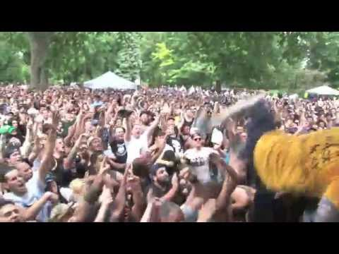 """Cro-Mags """"Hard Times"""" Dr. Know benefit 7/23/16 Tompkins Square Park NYC"""