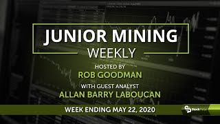 Junior Mining Weekly: Wrap-up For the Week Ending May22, 2020