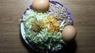 🌹ДИЕТИЧЕСКИЕ оладьи из гречки и кабачков для похудения за 5 минут. ХУДЕЕМ вкусно с каналом ТУТСИ