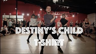 Destiny's Child - T-Shirt | Hamilton Evans Choreography
