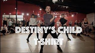 Download Destiny's Child - T-Shirt | Hamilton Evans Choreography Mp3 and Videos