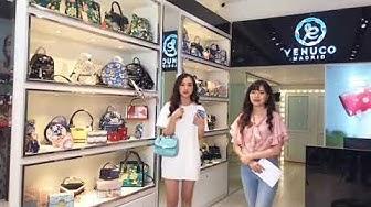 [ADR! Review] Túi xách thời trang thương hiệu Venuco