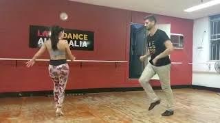 Advanced salsa move #460