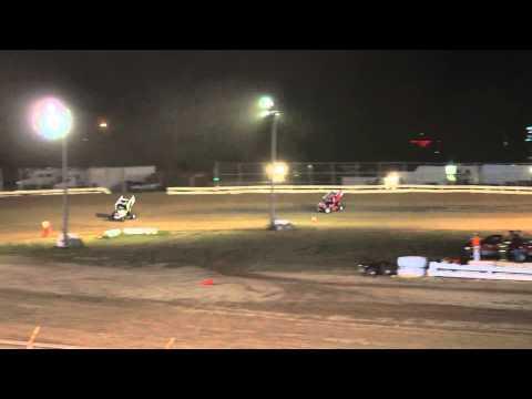 EWSC Racing MSA Sprint Car Feature 8/10/2012