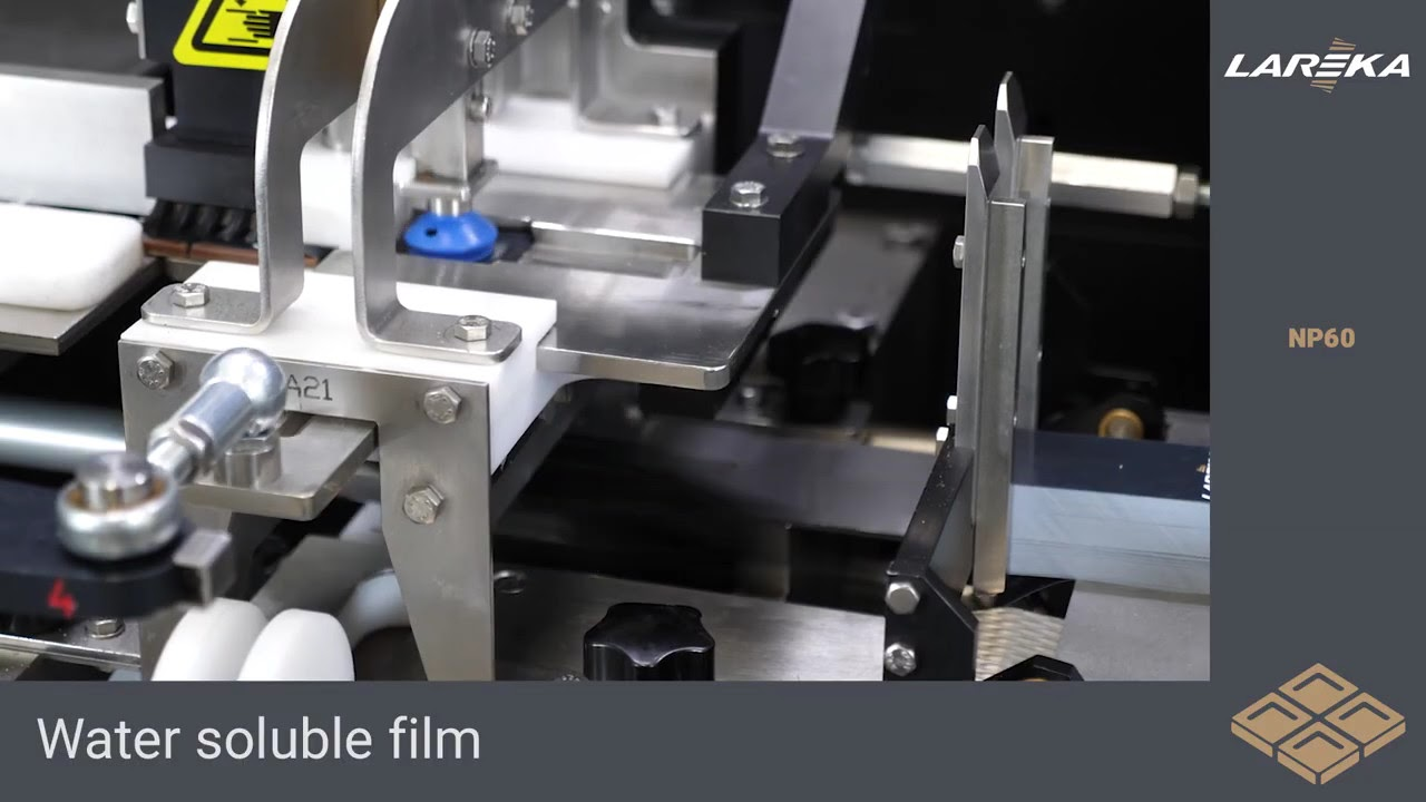 Lareka NP60 Water soluble film