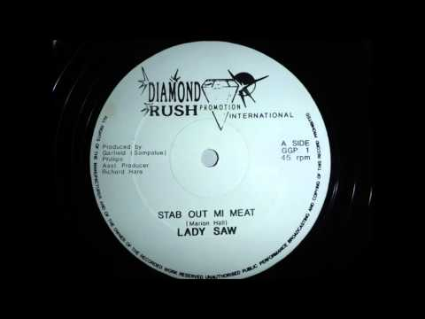 Lady Saw - Stab out mi meat