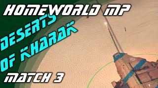 Homeworld : Deserts of Kharak MP / match 3 ~ Fire ze Missiles!
