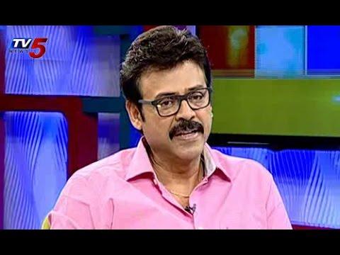 Download Venkatesh,Paruchuri Venkateswara Rao Chit Chat With TV5 Part 1