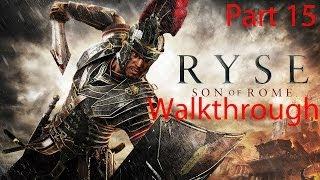 Ryse: Son of Rome Walkthrough Chapter VIII Part 1: War Elephants