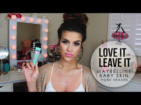 Love It or Leave It | Maybelline Baby Skin Instant Pore Eraser