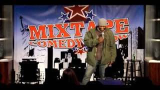 Mixtape Comedy Show - Greer Barnes