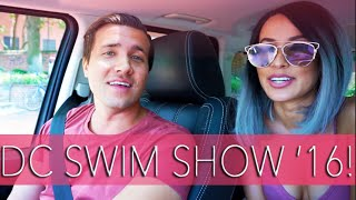DC Swim Show 2016 VLOG | Lisa Opie