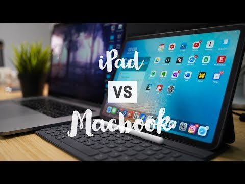 iPad vs Laptop for Students (2019)