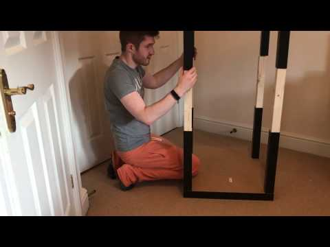 Make your own server rack for £10, using IKEA Lack Table £