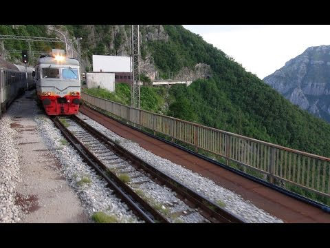 Ride one of Europe's most Spectacular Railways