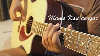 Download Mp3 Manis Kau Dengar - Welyar Kauntu   Instrumental Cover