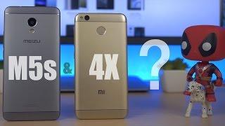 Meizu M5s або Xiaomi Redmi 4X. Бій бюджетних смартфонів. Людина-павук vs Дэдпул