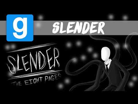 Garry's Mod Slender Mod Funny Moments - Slender's World