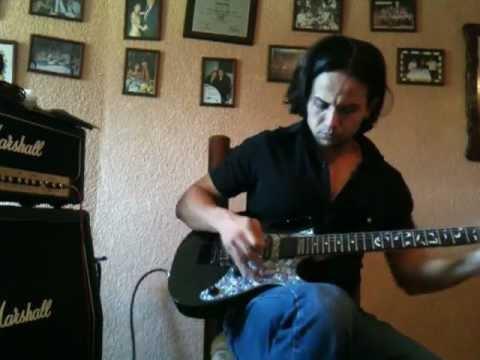 Carlos Alcazar Canon Rock