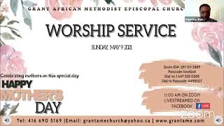 Stir It Up- Mother's Day Worship Service, May 9 2021