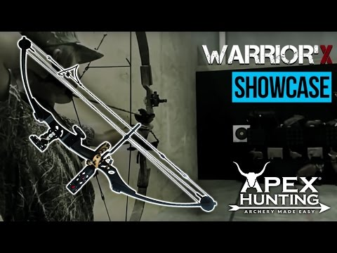 Warrior'X Bow Shooting And Review