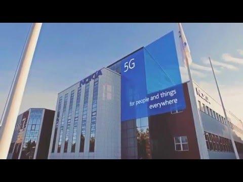 Nokia Networks - 5G cmWave Radio Technology – World first 19 Gbps throughput
