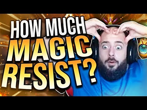 SoloRenektonOnly - [DAY 71]  WTF! THE AMOUNT OF MAGIC RESIST I NEED IS RIDICULOUS!!!
