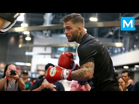Cody Garbrandt Conditioning MMA Training   Muscle Madness