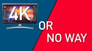 Are 4K monitors Worth it? (A General Overview)