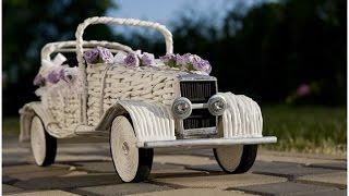 Свадебные идеи поделок и подарков своими руками(В видео показаны лучшие свадебные идеи поделок и подарков своими руками. Будут показаны украшения на машин..., 2016-03-31T16:44:36.000Z)