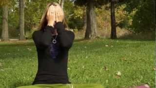 Eye Yoga Exercises and Benefits of Eye Yoga