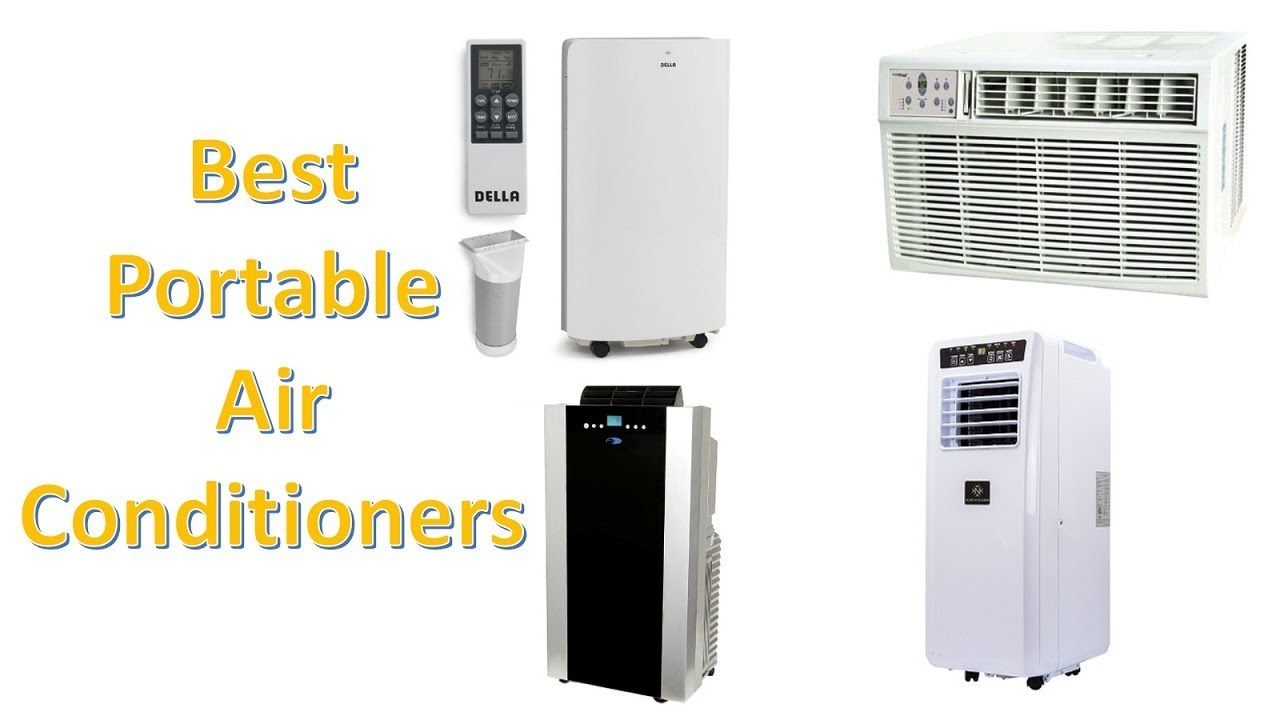 Top 8 Best Portable Air Conditioners with Heater of 2018