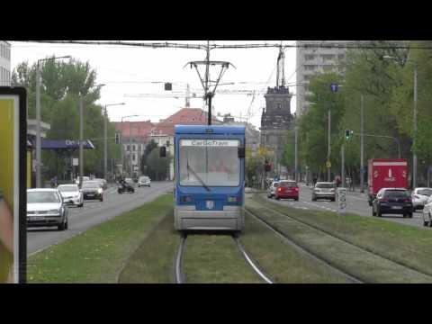 [Dresden DVB]Volkswagen CarGo Tram