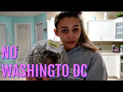 WHY IS EMMA NOT GOING TO WASHINGTON DC? IT