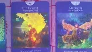 June 15-21, 2015 Weekly Angel Tarot & Oracle Card Reading