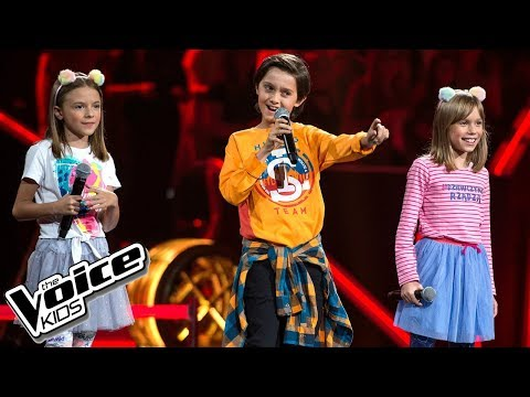 "Jakubiec, Kukulski, Marzec - ""ABC"" - Bitwy - The Voice Kids Poland 2"