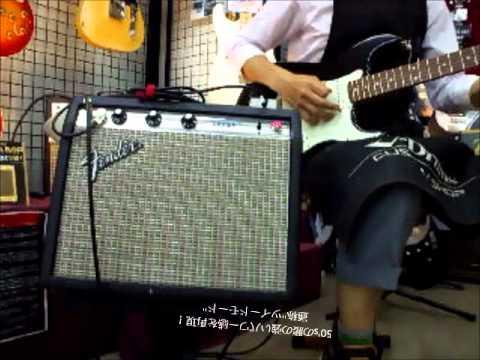 【MUSICLAND KEY】Fender K&T Mod  EC AMP A733791 サウンドサンプル