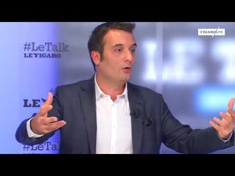 """Florian Philippot : «Le Front national se """"mégretise""""»"""