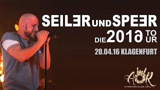 SEILER und SPEER - I Wü Ned (live)