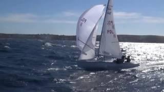 470 POL-11 sailing in Mallorca'17