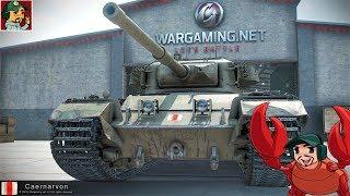 World of Tanks - Caernarvon прокачка продолжается! (Идём к Super Conqueror)
