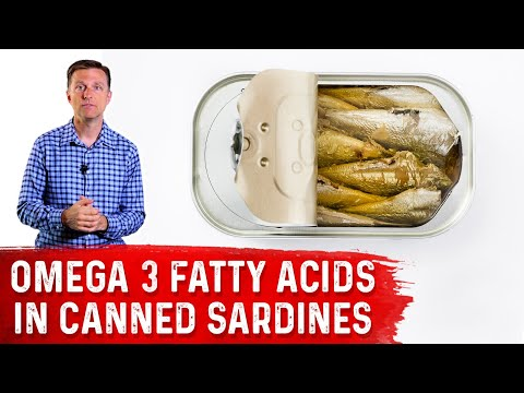 Omega 3 Fatty Acids In Canned Sardines Part 2 Update Even More Surprising
